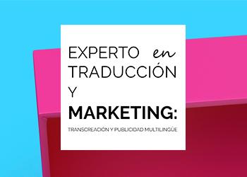 Experto en Traducción y Marketing