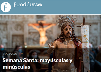 Recomendación Fundéu: «Semana Santa: mayúsculas y minúsculas»