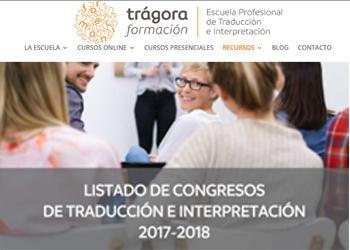 Agenda definitiva para traductores e intérpretes 2017-2018