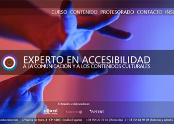 Actualización de la web del Experto en Accesibilidad.