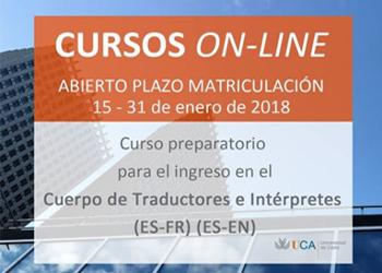 CURSOS PREPARATORIOS MAEC