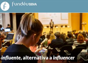 Recomendación Fundéu: «influente, mejor que influencer»
